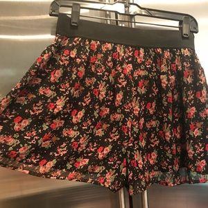 Express dressy shorts